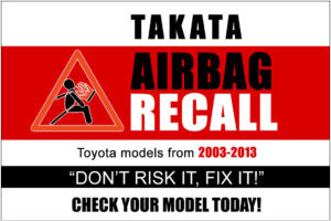 Takata Safety Recall